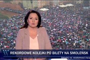 """""""Wiadomości"""" vs. Czarny Protest - 1:0"""
