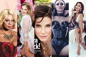 """Sandra Bullock Najpiękniejszą Kobietą Świata 2015 według """"People""""! (DUŻO ZDJĘĆ)"""