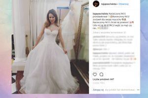 """Paschalska zastanawia się na Instagramie: """"Uda mi się W KOŃCU wyjść za mąż czy nie"""""""