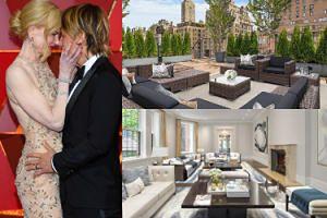 Keith Urban kupił Nicole Kidman kamienicę w Nowym Jorku za prawie 40 MILIONÓW DOLARÓW (ZDJĘCIA)