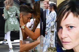 ZDJĘCIA TYGODNIA: mundialowe emocje, wpadka Melanii i nowa fryzura Kożuchowskiej