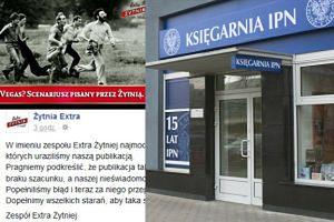 IPN oburzony reklamą Żytniej Ekstra. Wysłał do Polmosu... listę lektur