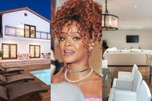 Rihanna wynajmuje swój dom za... 16 tysięcy dolarów miesięcznie! (ZDJĘCIA)