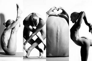 Naga joginka wygrała z Instagramem? (ZDJĘCIA)