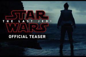 """Zobacz zwiastun""""Star Wars: The Last Jedi""""! (WIDEO)"""