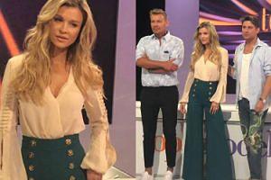 """Modna Joanna Krupa i Woliński w bardzo wąskich spodniach na castingu do """"Top Model"""" (ZDJĘCIA)"""