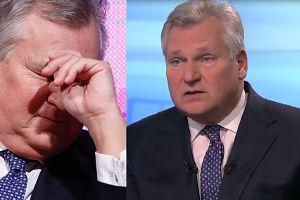"""Kwaśniewski o wyborach: """"Żal. Czuję się bardzo smutno"""""""