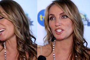 """Eva z """"Żon Hollywood"""": """"Pracowałam z Pamelą Anderson. Jest bardzo miła"""""""