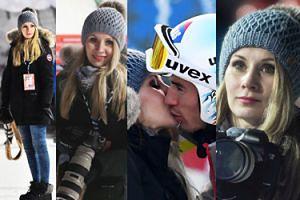 Żona Kamila Stocha robi zdjęcia pod skocznią! (ZDJĘCIA)
