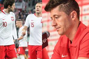 """Mundial 2018. Media piszą o podziałach w kadrze. """"Lewandowski na zgrupowaniach jest w swoim świecie"""""""