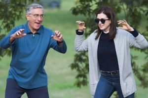 "Robert De Niro ""stażystą"" Anne Hathaway!"