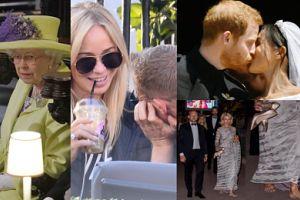 ZDJĘCIA TYGODNIA: Ślub Meghan i Harry'ego, zakochana Przetakiewicz, szczęśliwi Polacy w Cannes...