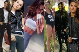 Miny i sylwetka Ani Lewandowskiej: Instagram vs. rzeczywistość (ZDJĘCIA)