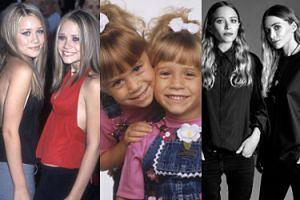 """Mary-Kate i Ashley Olsen: Zobacz jak zmieniały się """"najsłynniejsze bliźniaczki świata"""" (ZDJĘCIA)"""