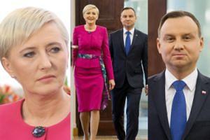 """Andrzej Duda komplementuje żonę: """"Drzemie w niej OGROMNA SIŁA. Dzięki niej budzi się też we mnie"""""""