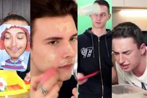 Bieganie nago, nakładanie makijażu prezerwatywą... Zobaczcie NAJGŁUPSZE wyzwania polskich youtuberów!