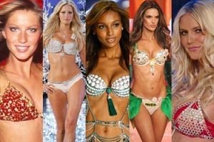 """Zobaczcie """"fantasy bra"""" Victoria's Secret. Kosztowały... 135 milionów dolarów! (ZDJĘCIA)"""