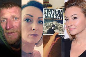 Gwiazdy wspierają akcję na Nanga Parbat: Doda, Wojciechowska, Kalczyńska, Dowbor… (ZDJĘCIA)