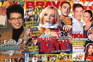 """Takie """"Bravo"""" kochaliśmy: Najlepsze okładki, fotostory i listy (ZDJĘCIA)"""
