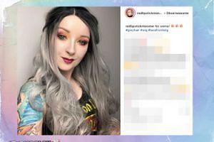 Red Lipstick Monster prezentuje nową fryzurę