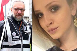 """Córka Lisa broni Kijowskiego na Twitterze! """"Niech się pan zajmie tym, na czym się pan zna"""""""