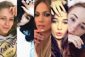 Jest nowa moda na selfie na Instagramie! To zdjęcie z... dłonią (ZDJĘCIA)