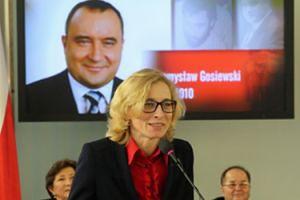 """Gosiewska nie dostanie 750 TYSIĘCY odszkodowania za Smoleńsk. """"Nie zawarto ugody"""""""