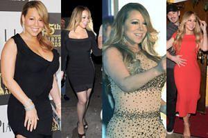 Mariah Carey SCHUDŁA 13 kg po operacji zmniejszenia żołądka! Widać różnicę? (ZDJĘCIA)