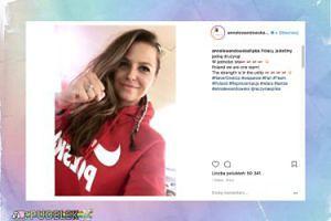 """Ania Lewandowska apeluje: """"W jedności siła!"""""""
