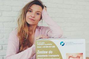 """Joanna Koroniewska promuje bank komórek macierzystych: """"Obyśmy odczuwały strach jak najrzadziej"""""""