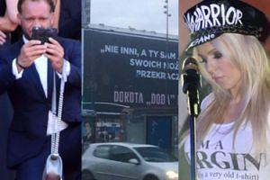 """Billboard w Warszawie zafundował Dodzie jej... NOWY CHŁOPAK? """"Emil stwierdził, że musi przygotować dla niej niespodziankę W RAMACH PRZEPROSIN!"""""""