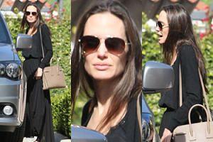 To pierwsze zdjęcia Angeliny Jolie od złożenia pozwu rozwodowego