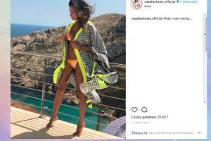 Natalia Siwiec nie narzeka na wiatry