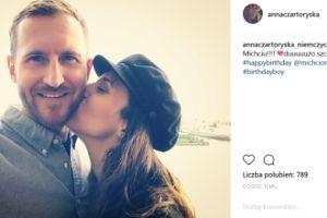 Czartoryska składa życzenia mężowi na Instagramie (FOTO)
