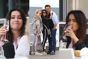 Przyjaciele, szampan, wino i selfie: tak wyglądały 43. urodziny Beaty Tadli (ZDJĘCIA)