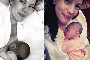 """Liv Tyler o córeczce: """"Jestem tak wdzięczna za ten cenny dar"""""""