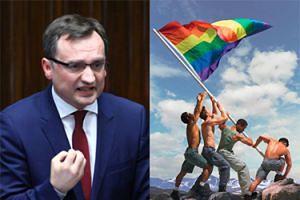 Ziobro chce zmienić prawo, żeby homofobiczna dyskryminacja była legalna!