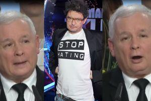 """Kaczyński uspokaja Lisa i Wojewódzkiego: """"Żadnej zemsty. Żadnego kopania tych, którzy upadli"""""""