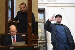 Pierwsza wizyta posła Liroya w Sejmie! (ZDJĘCIA)