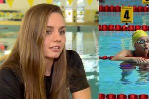 """Pływaczka dostała 200 złotych za wygraną: """"To jest śmieszne! Lepiej było dać czepek"""""""