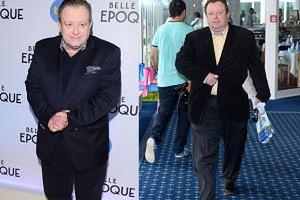 """Olaf Lubaszenko w dwa lata schudł 50 kilogramów! """"Odzyskał radość życia"""""""