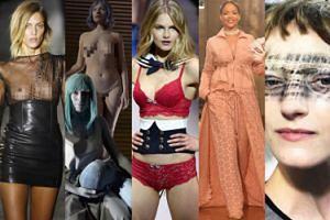 Tydzień mody w Paryżu: Rihanna, polskie modelki i piersi Anji Rubik... (ZDJĘCIA)