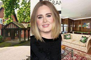 Posiadłość Adele została wystawiona na sprzedaż za 34 MILIONY ZŁOTYCH (ZDJĘCIA)