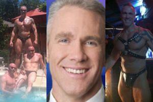 Były dziennikarz stacji CBS został... aktorem w gejowskim porno!