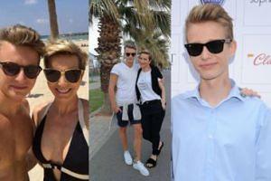 Kurzajewscy chwalą się 20-letnim synem na Instagramie. Zrobi karierę? (FOTO)