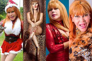 """72-letnia Peruwianka robi karierę jako """"żywy mem"""" i """"królowa YouTube'a""""! Poznajcie Tygrysicę Wschodu (ZDJĘCIA)"""