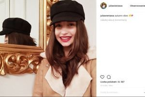 Jesienna Wieniawa szczerzy się na Instagramie (FOTO)