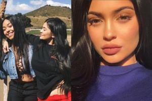 Kylie Jenner pokazała zdjęcie swojego brzucha. Jest płaski... (FOTO)