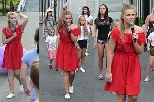 """Kaczorowska promuje swoją szkołę tańca. Tak walczy, by """"wychować nowe pokolenie tancerzy!"""""""