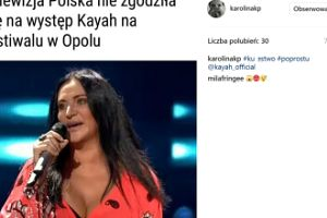 """Korwin-Piotrowska o decyzji TVP:"""" Ku*estwo po prostu"""""""